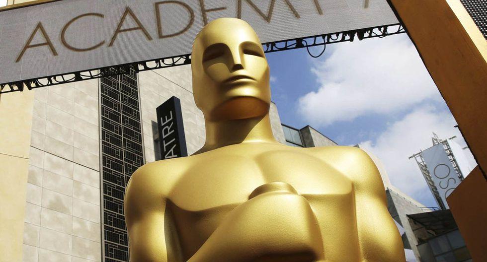 Premios Oscar. (Foto: Agencias)