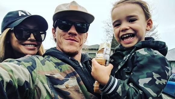Ryan Dorsey, padre del hijo de Naya Rivera. le dedicó emotivo mensaje a la actriz y reveló cuánto la extraña. (Foto: Instagram)