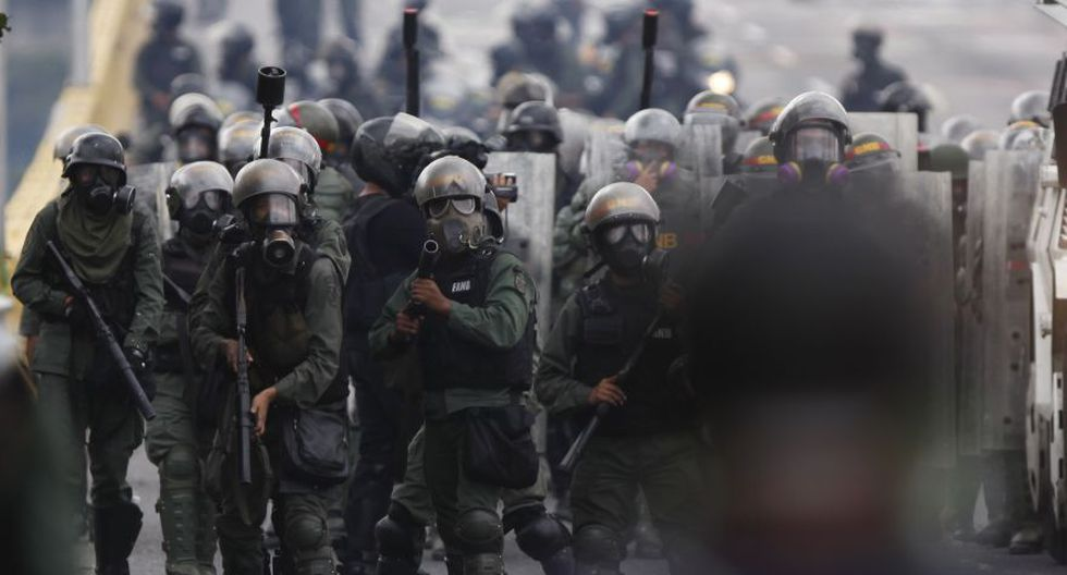 Venezuela: Una semana de lucha desde anuncio de Constituyente - 11