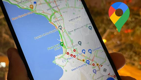 Conoce el método para compartir tu ubicación en tiempo real con tus amigos en Google Maps. (Foto: MAG)