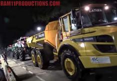 ¿Cuántos Monster Truck se necesitan para vencer a un camión?