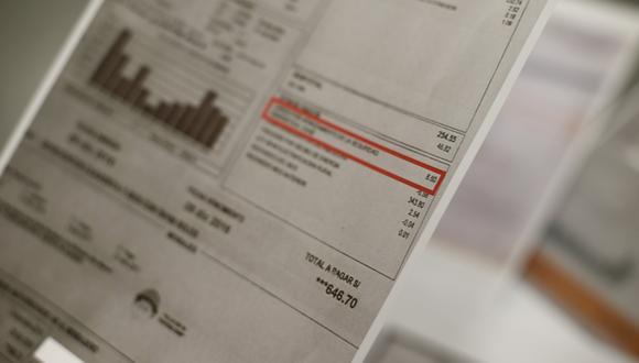Empresas proveedores de luz realizaron un promedio de los últimos meses para establecer la cuota de los meses de marzo, abril y mayo (Foto: GEC)