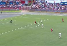 Universitario vs. UTC: Alberto Quintero marcó el 1-0 en Cajamarca tras este error de Jean Deza   VIDEO