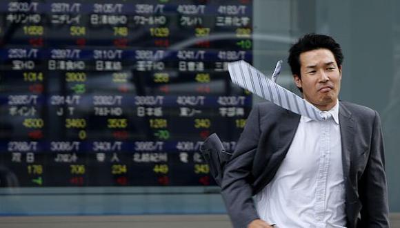 Bolsas de Asia acaban en rojo por temores sobre China y EE.UU.