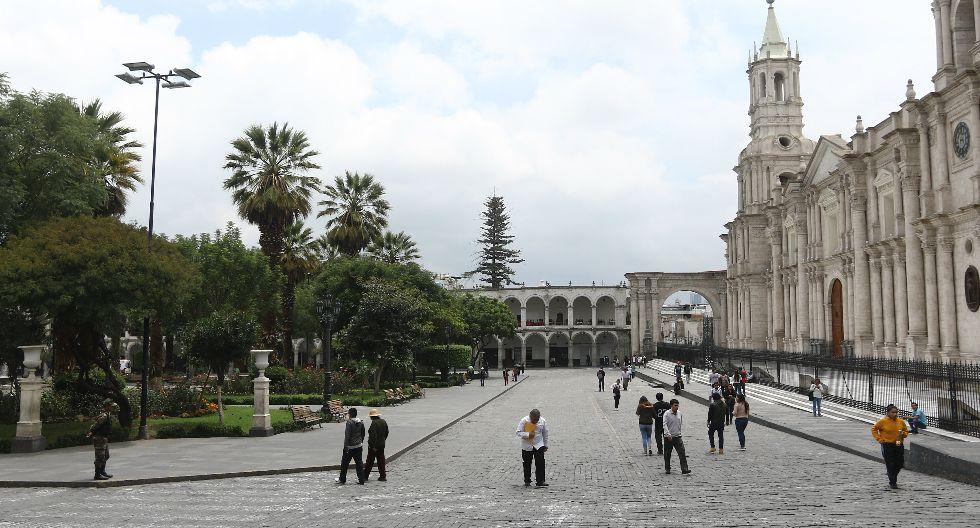Arequipa: Sector turismo perderá unos 20 millones de soles durante cuarentena nacional (GEC)