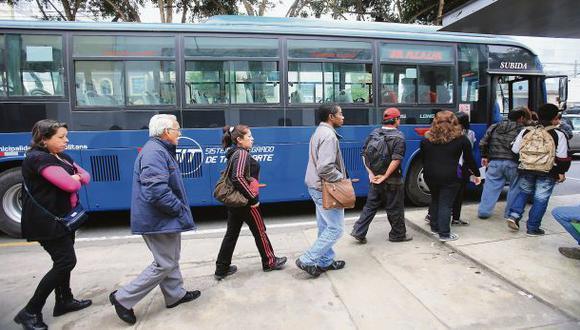 Corredor azul: expertos evalúan reformulación de los pasajes