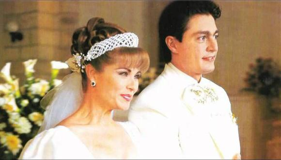 """Leticia Calderón quería cambiar el final de """"Esmeralda"""" para que no tenga uno feliz con Fernando Colunga (Foto: Televisa)"""