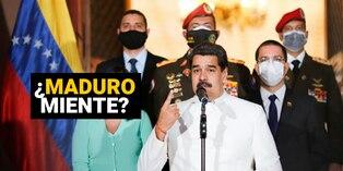 Coronavirus en Venezuela: Maduro miente sobre cifras de COVID-19 según organismos de derechos humanos