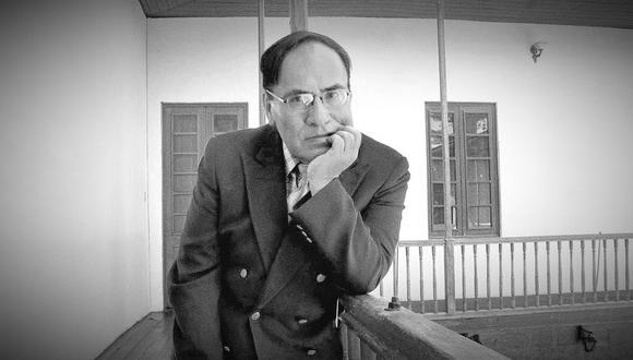 Leonidas Zegarra decía admirar a Buñuel, Truffaut y Bergman, pero que tiraría a la basura el cine surrealista y el de la nueva ola francesa. (Foto: Jorge Malpartida / Archivo El Comercio)