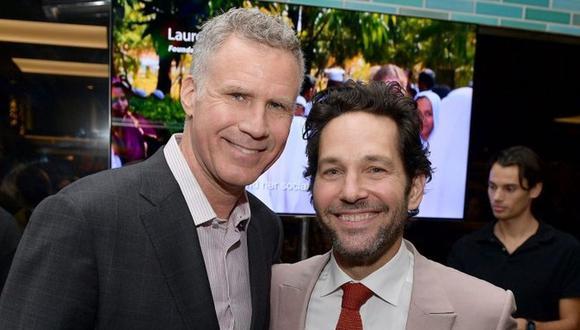 "Apple reunirá a Will Ferrell y Paul Rudd en la serie ""The Shrink Next Door"". (Foto: EFE)"