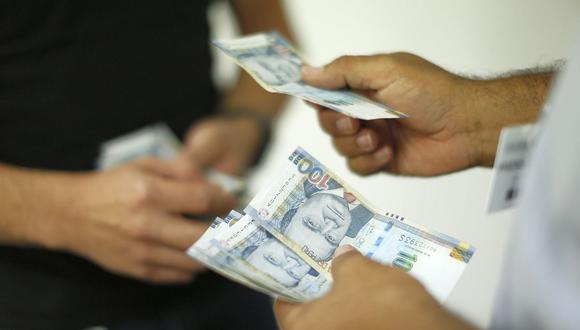El crédito al sector privado habría caído 4.6% el año pasado si el Gobierno no implementaba el programa de préstamos garantizados, dijo el BCR. (Foto: GEC)