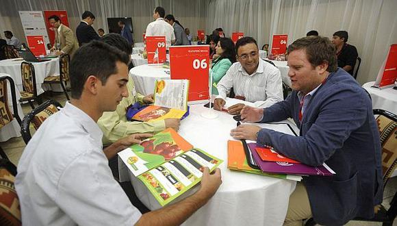 Empresas peruanas participarán en rueda de negocios en Colombia