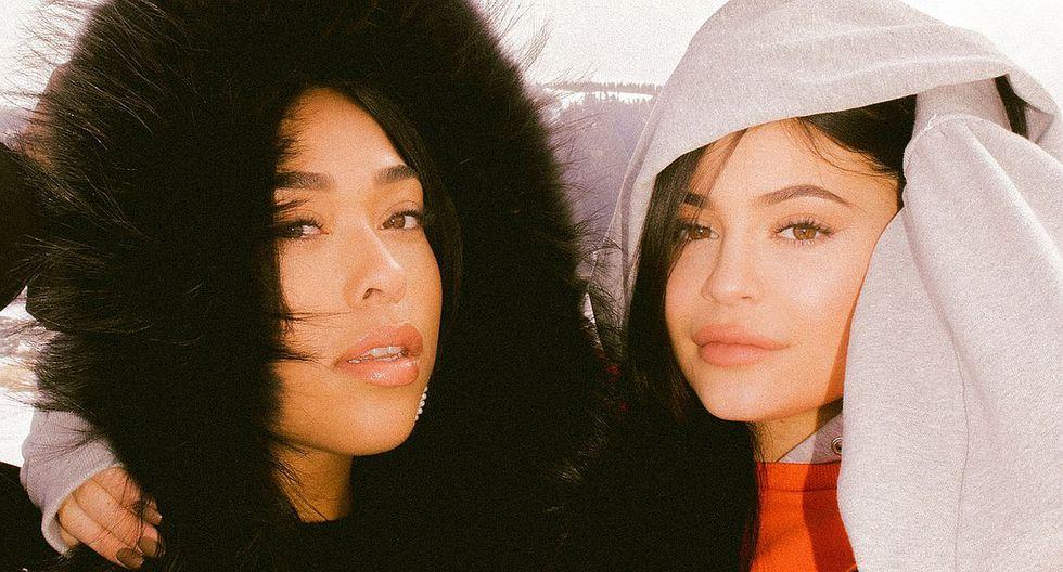 Kylie Jenner defendió a Jordyn Woods ante Kim Kardashian tras escándalo de infidelidad. (Foto: @kyliejenner)