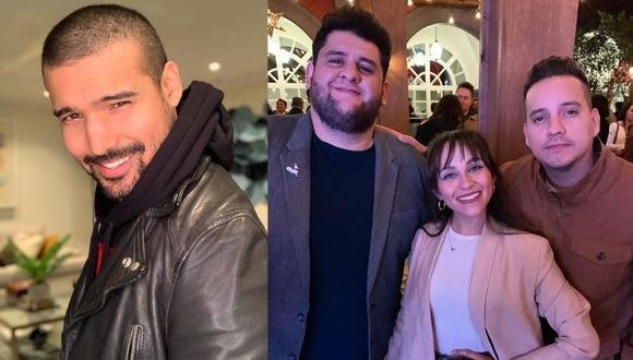 """Ezio Oliva causa sensación con la versión en piano de """"30 Horas"""" junto a los mexicanos de """"Matisse"""". (Foto: Instagram)"""