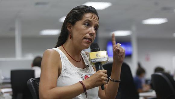 Glave: Frente Amplio es oposición al fujimorismo y al gobierno