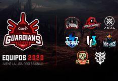 Claro Guardians League 2020   Los ocho equipos peruanos de LoL que competirán por US$ 40.000