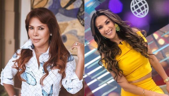 """Magaly Medina lamenta que Silvia Cornejo haya salido bailando en """"América Espectáculos"""" pese a escándalo con su esposo. (Foto: Captura Instagram)"""