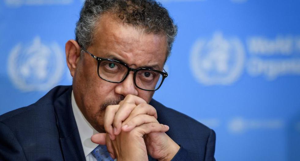 El director general de la Organización Mundial de la Salud (OMS), Tedros Adhanom Ghebreyesus, afirmó que lo peor de la pandemia de coronavirus está por venir. (Foto: Fabrice Coffrini / AFP)