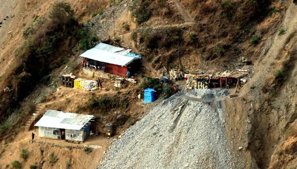 Mueren cuatro personas en una mina abandonada