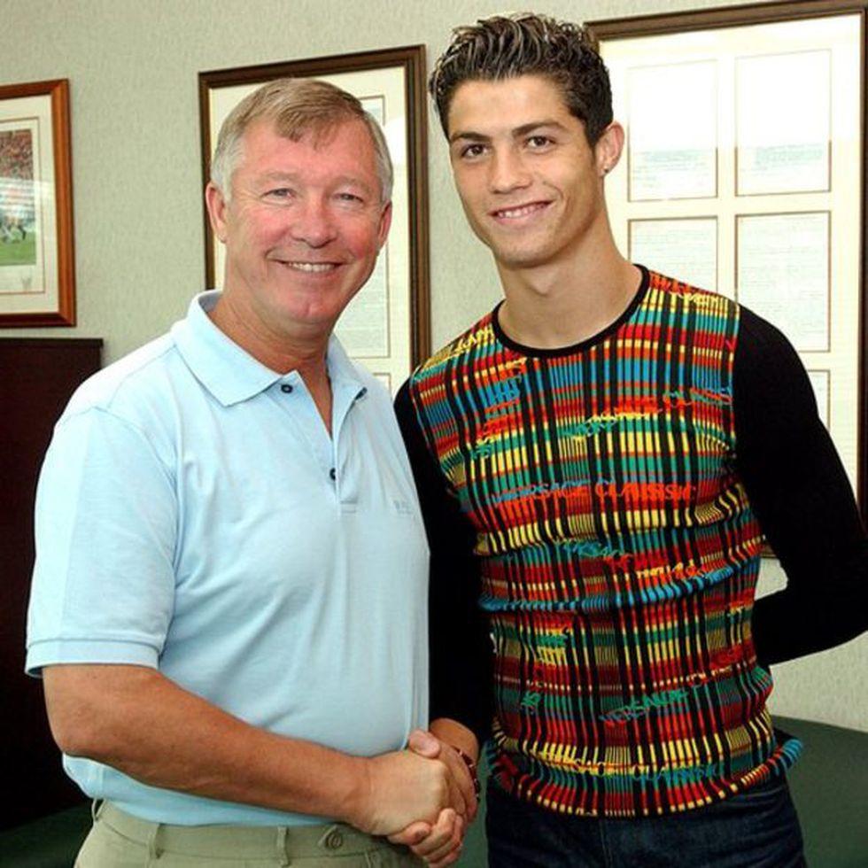 Ferguson ha sido uno de los hombres más importantes en la carrera de Cristiano Ronaldo. (Foto: Getty Images)