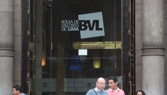 La Bolsa de Valores de Lima (BVL). (Foto: Lucero del Castillo | GEC)