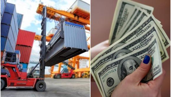 Alza del dólar y su impacto en las exportaciones en los próximos meses. (Foto: GEC/Reuters | Composición: El Comercio)