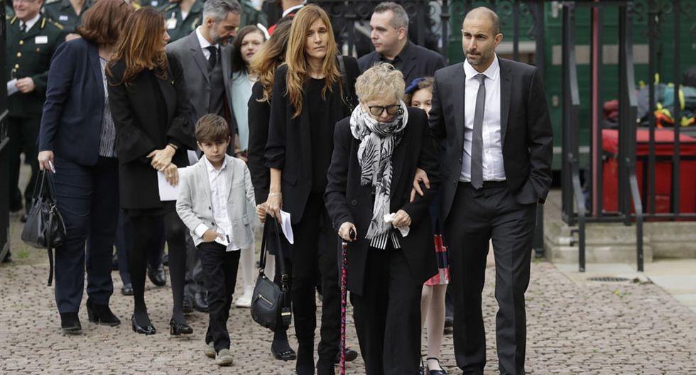 Londres: El tributo de la realeza a las víctimas del terror - 2