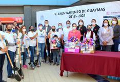 Municipio mexicano regala palas a mujeres para buscar a sus desaparecidos y se viraliza