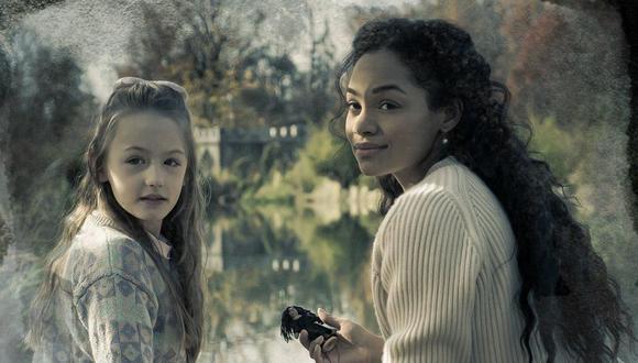 """""""The Haunting of Hill House"""" tendrá una secuela en Netflix. En Twitter, ya se dieron a conocer las primeras imágenes. (Twitter: @Haunting)."""