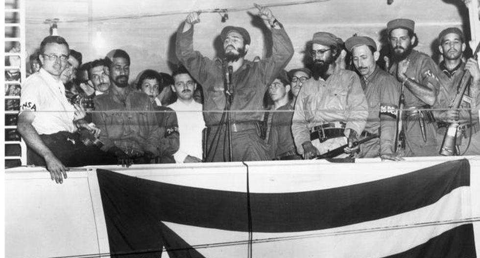 Fidel Castro llegó al poder de Cuba el 1 de enero de 1959 y lo mantuvo por casi cinco décadas, hasta que una enfermedad lo alejó del gobierno.