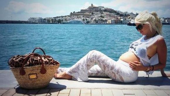 Futbolista Mauro Icardi confirma que Wanda Nara está embarazada