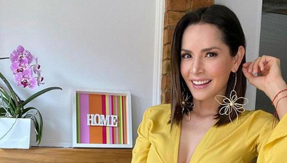 """Telemundo revela que Carmen Villalobos será la nueva """"Gaviota"""". (Foto: Instagram /Carmen Villalobos)"""
