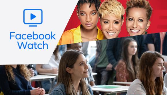 """""""Red Table Talk"""" y """"Sorry For Your Loss"""" son parte del catálogo de Facebook Watch."""