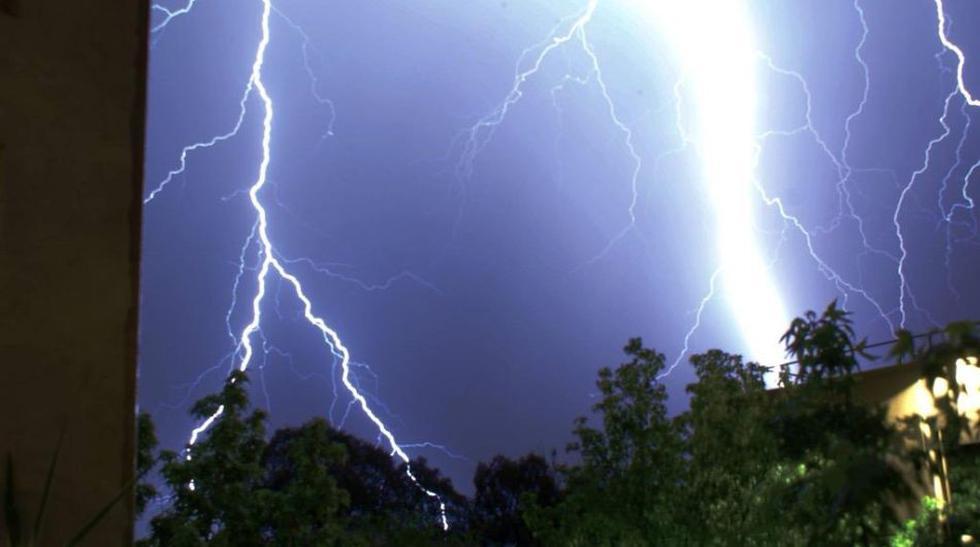 Twitter: terrorífica tormenta eléctrica en Melbourne [FOTOS] - 8