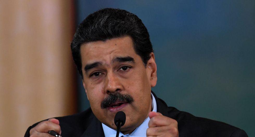 """La cancillería venezolana añadió que la """"medida guarda correspondencia con el papel jugado por el alto mando de las Fuerzas Armadas bolivianas en el golpe de Estado del pasado 10 de noviembre"""" contra Evo Morales. (AFP)"""