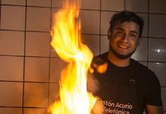 Brandon Altamirano: vendía en una esquina de su barrio y 5 años después es el mejor chef anticuchero de Lima