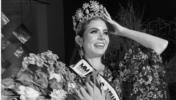 La organización de Miss México, a través de sus redes sociales, confirmó que Ximena Hita falleció el 1 de enero de 2021 (Foto: Ximena Hita/ Instagram)
