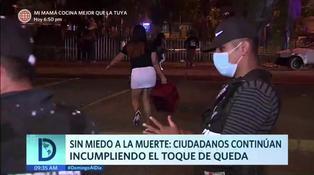 Fiestas clandestinas se multiplican en uno de los peores momentos de la pandemia