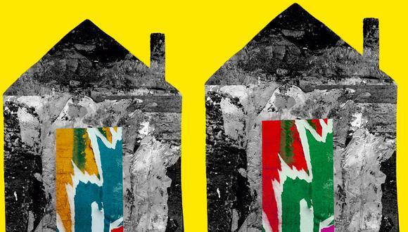 """""""En suma, los 100.000 hogares que adquieren viviendas informales cada año no lo hacen porque quieren –nadie elige vivir en la precariedad– sino porque la falta de acceso al crédito no les deja ninguna otra opción"""". (Ilustración: Giovanni Tazza)"""