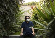 De Voz a Voz Perú 19: Eduardo tokeshi y una pintura que representa la distancia social generada por la pandemia