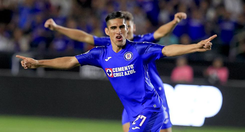 Cruz Azul venció 2-1 a LA Galaxy en California y clasificó a la final de la League Cup 2019 | VIDEO. (Video: YouTube / Foto: AFP)