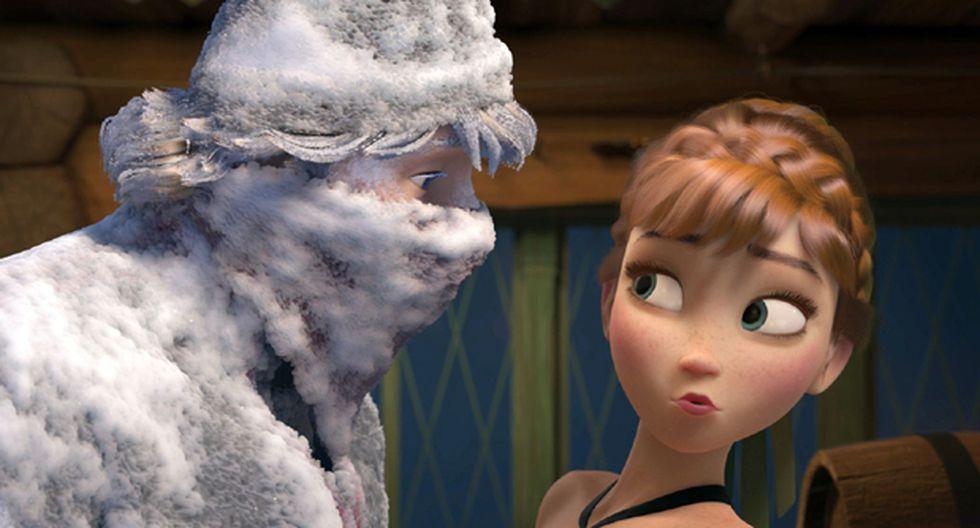 """Peruana denunció a Disney por """"robarle"""" la idea de """"Frozen"""""""