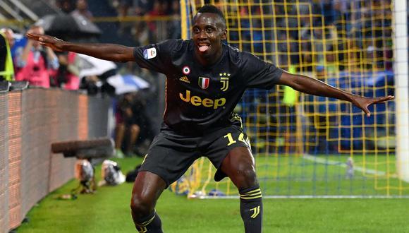 Juventus vs. Parma: Matuidi marcó el 2-1 tras gran taco de Mandzukic. (Foto: AFP)