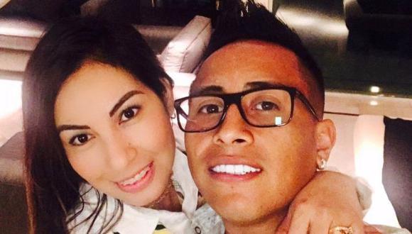 """Christian Cueva: Pamela López anuncia que se ha """"dado un tiempo"""" con el futbolista. (Foto: Instagram)"""