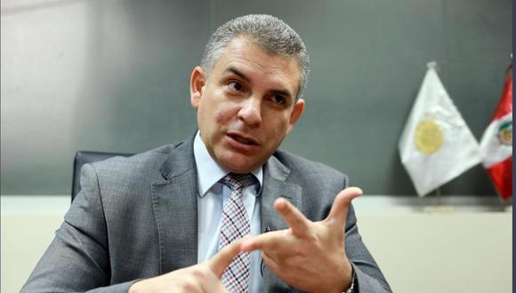 Fiscal Rafael Vela sostuvo que defensa presentó un argumento falso.