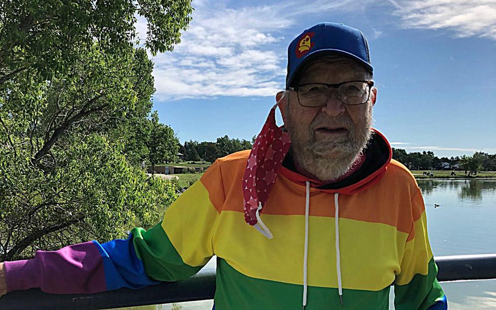 FOTO 1 DE 3 | Kenneth Felts reveló a través de sus redes sociales que es gay y que lo lleva ocultando desde los 12 años. | Foto: Kenneth Felts / Facebook (Desliza a la izquierda para ver más fotos)