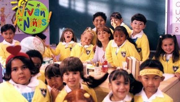 Vivan los niños fue una de las telenovelas infantiles más exitosas de la década del 2000. (Imagen: YouTube)