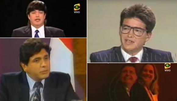 Jaime Bayly Recordo Sus Momentos Mas Comentados Con Alan Garcia Video Tvmas El Comercio Peru Volver a ser un niño. jaime bayly recordo sus momentos mas