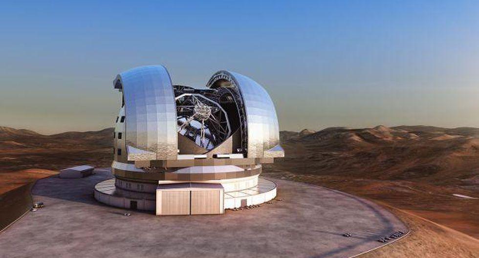 Uruguay construirá radiotelescopio a mediados de este año