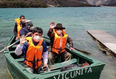 Áncash: Parque Nacional Huascarán recibió a mil visitantes en una semana